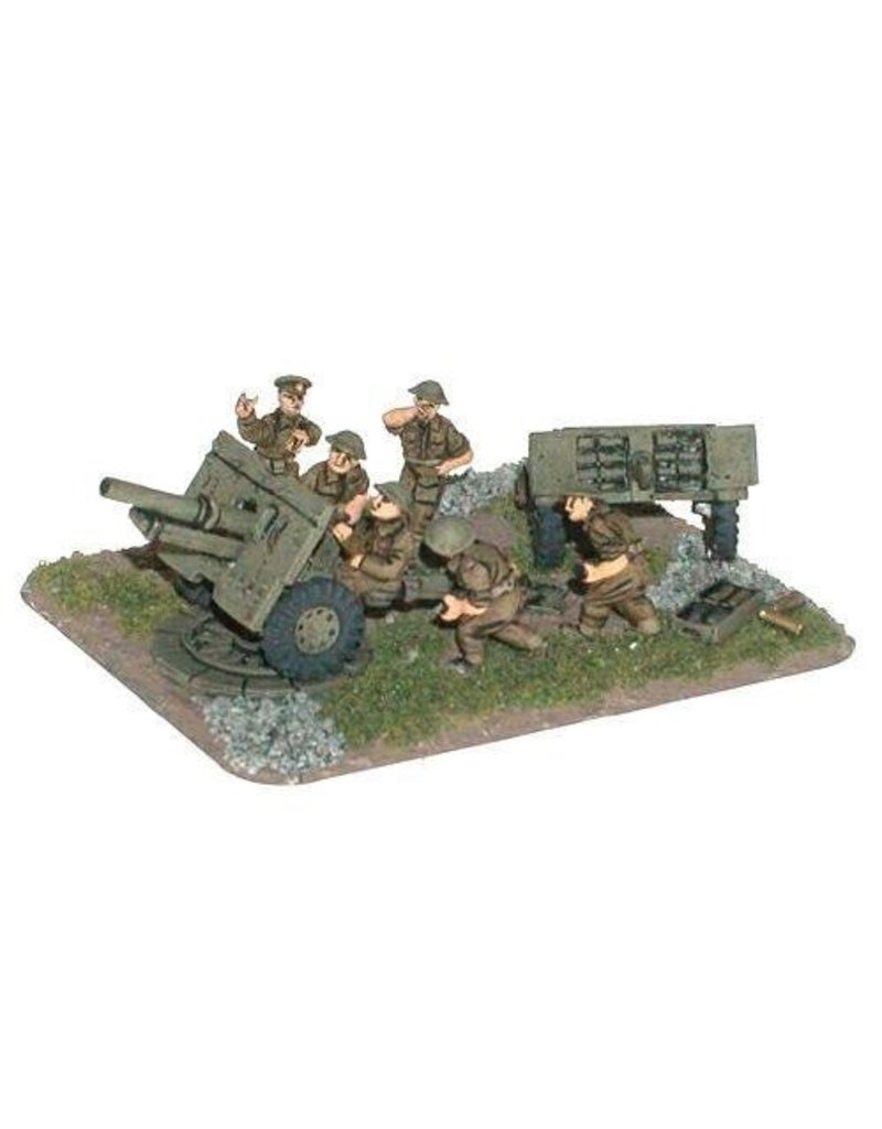 Flames of War BR573 25 pdr gun