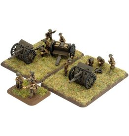 Flames of War GBR571 OQF 18 pdr (x2)