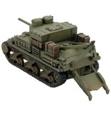Flames of War BR601 Sherman ARV (recovery)