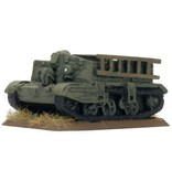Flames of War BR710 Artillery HQ ( Late War)