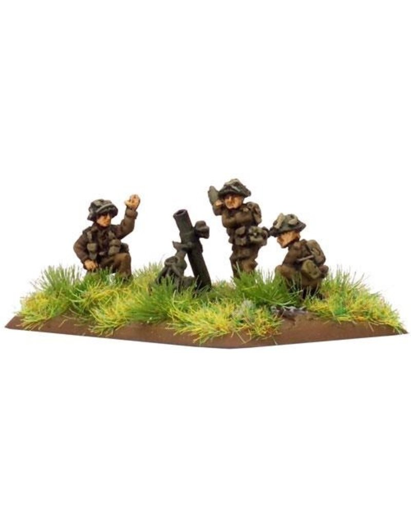 Flames of War BR721 Company HQ (Late War)