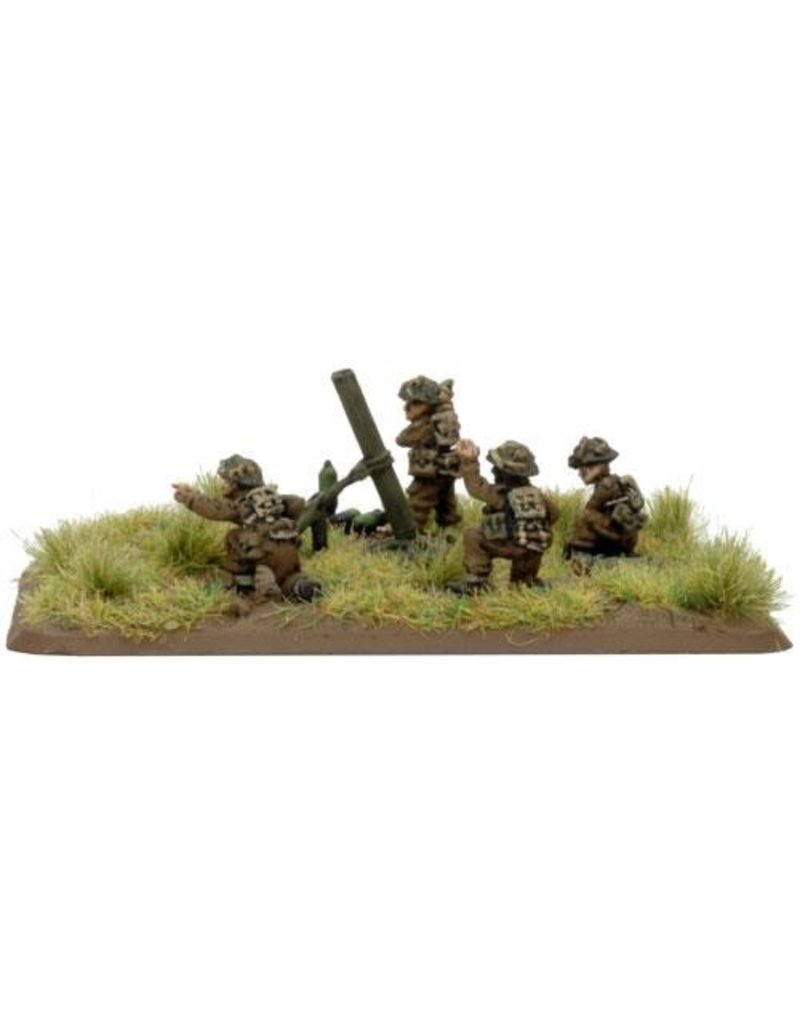 Flames of War BR726 Heavy Mortar Platoon