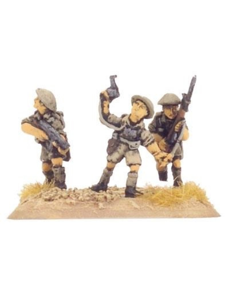 Flames of War BR741 Company HQ (8th Army)