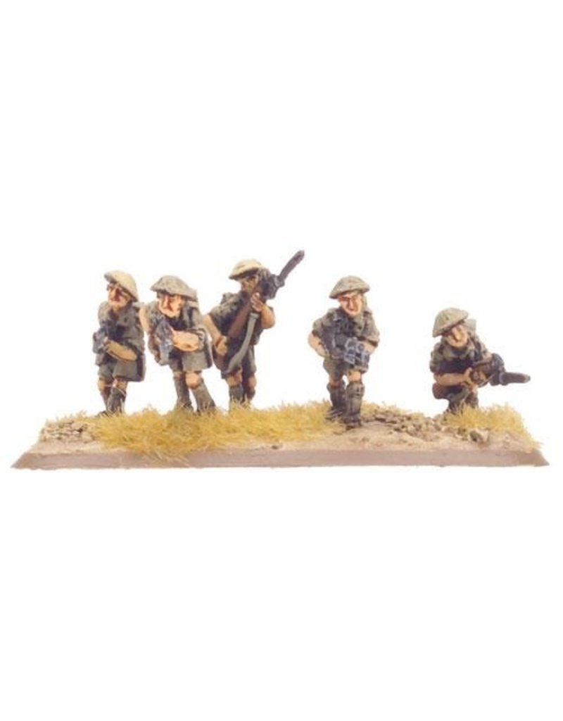 Flames of War BR742 Rifle Platoon (8th Army)