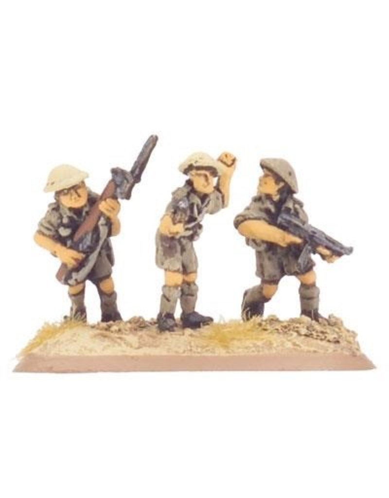 Flames of War BR745 Mortar Platoon (8th Army)
