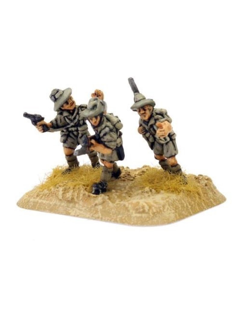 Flames of War BR747 Rifle Platoon (Australian)