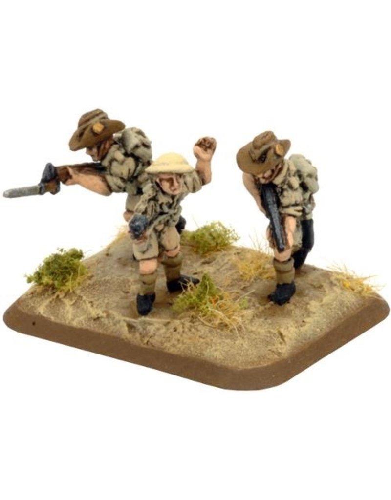 Flames of War BR746 Company HQ (Australian)