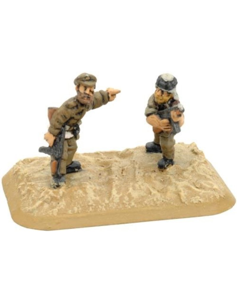 Flames of War BR758 LRDG / SAS Dismounted Patrols