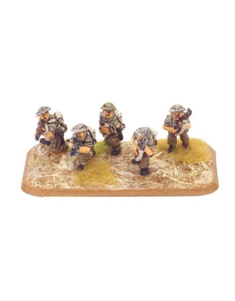 Flames of War BR763 Motor Platoon (Italy)