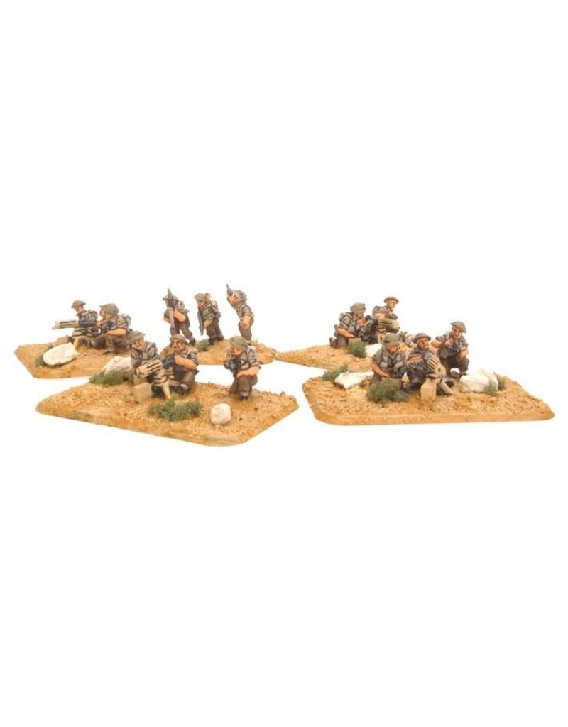 Flames of War BR764 Machine-gun Platoon (Italy)