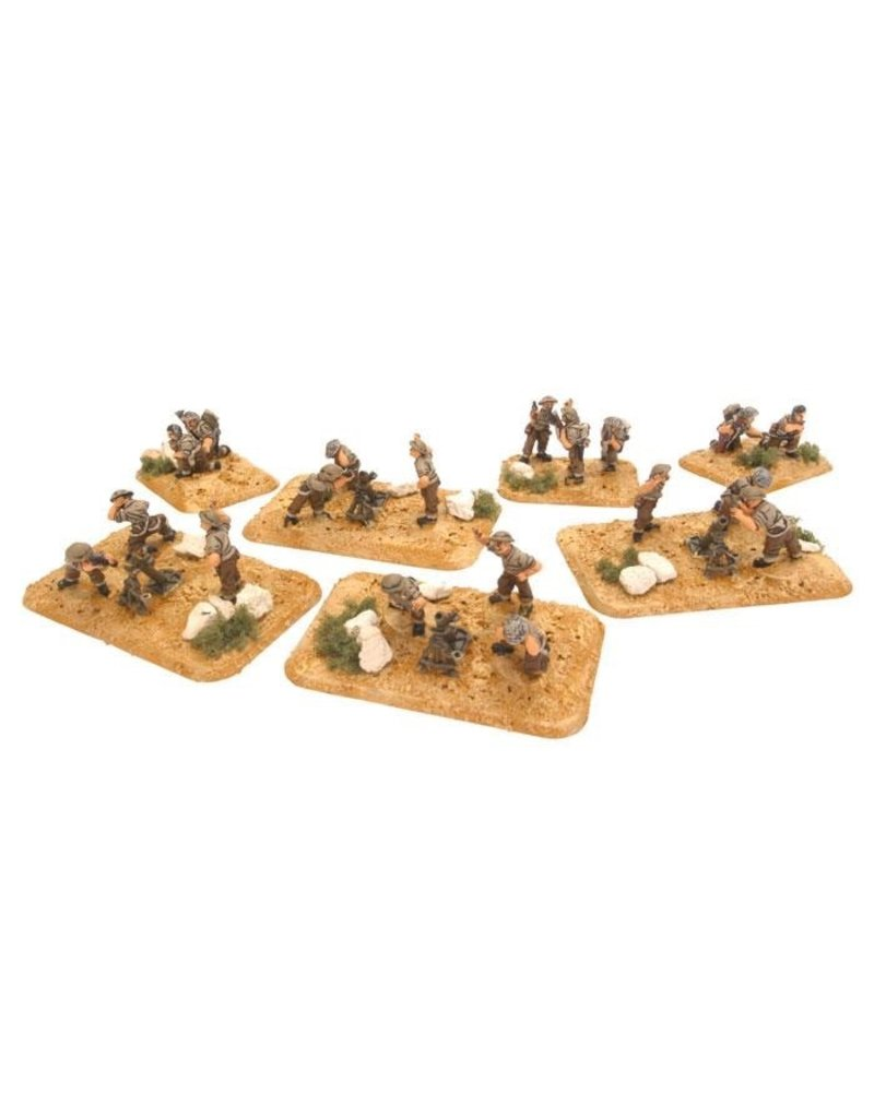 Flames of War BR765 Mortar Platoon (Italy)