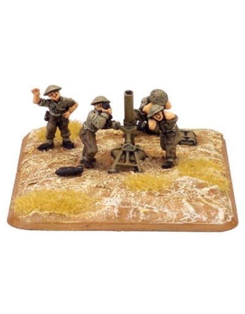 Flames of War BR769 Heavy Mortar Platoon (Italy)