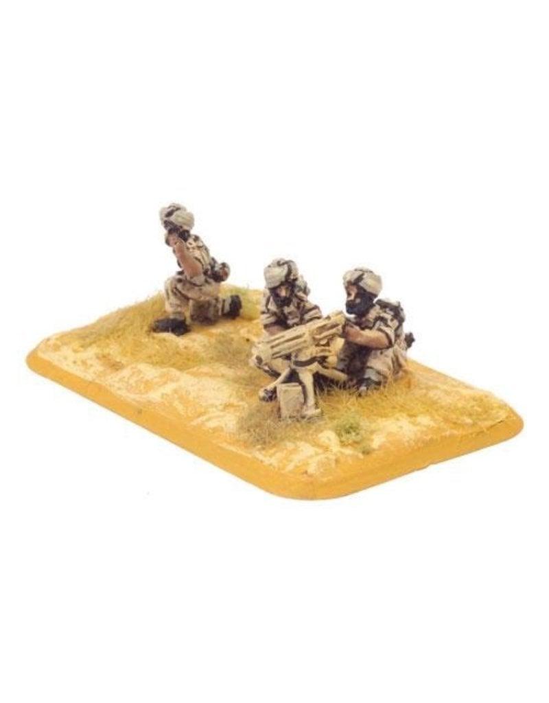 Flames of War BR784 Machine-gun Platoon (Indian)