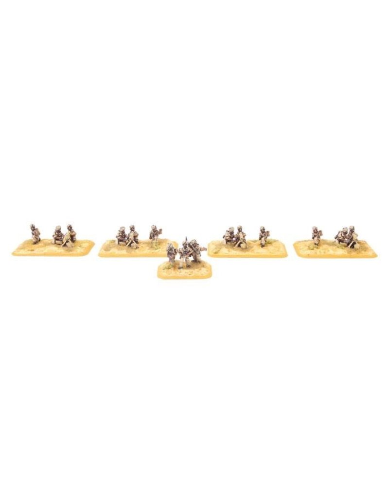 Flames of War BR784 Machine-gun Platoon (Indian)