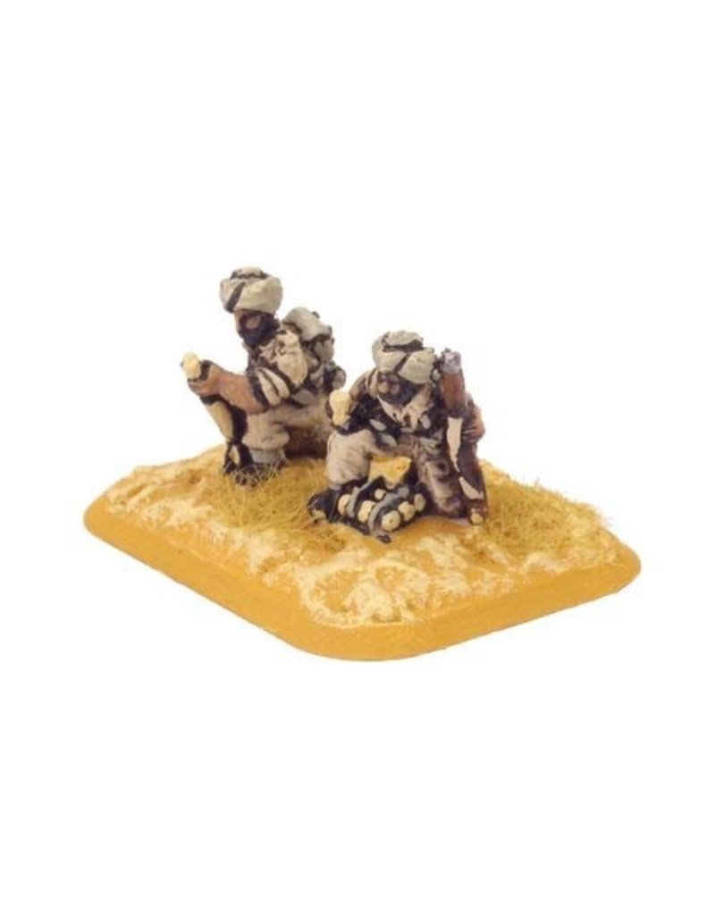 Flames of War BR782 Rifle Platoon (Indian)