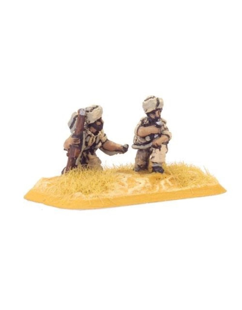 Flames of War BR785 Mortar Platoon (Indian)