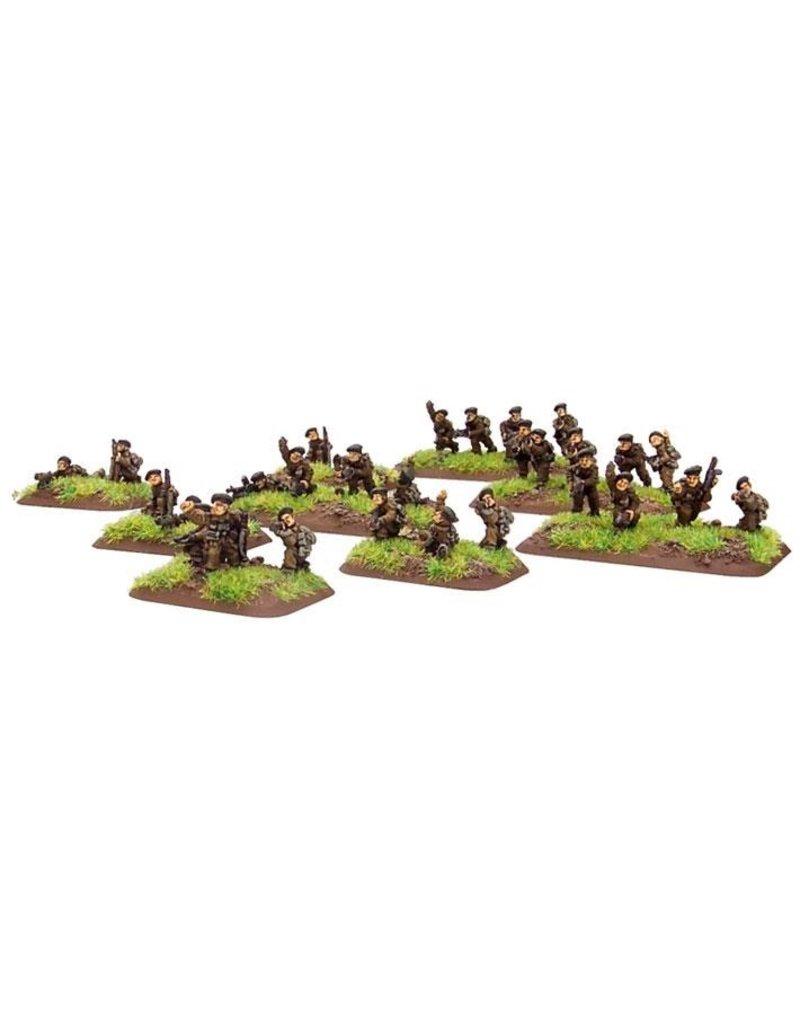 Flames of War BR793 Commando Platoon & Commando Troop HQ