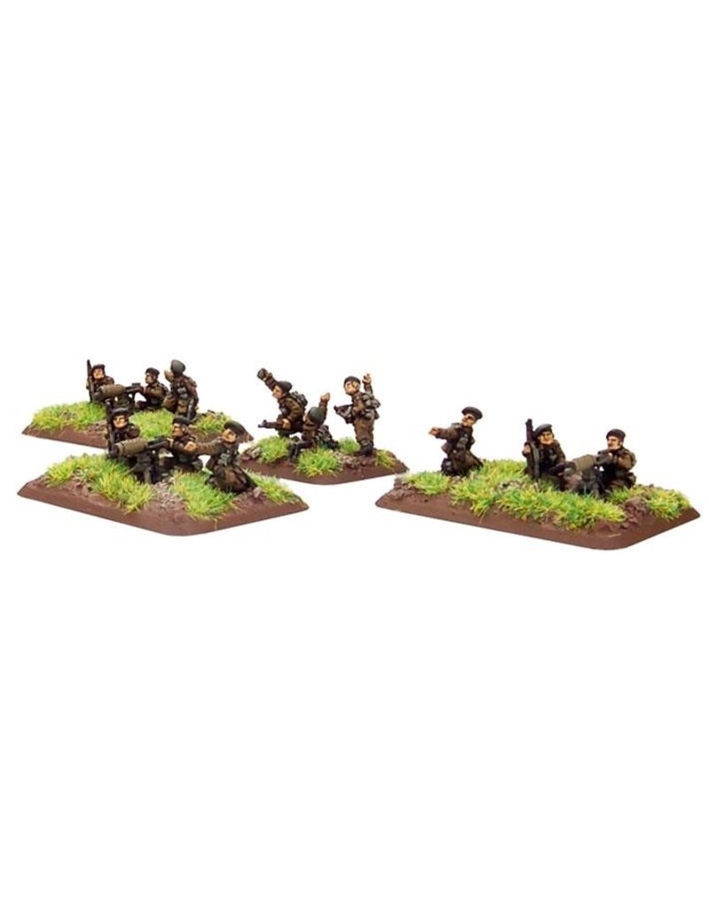 Flames of War BR794 Commando Weapons Platoons