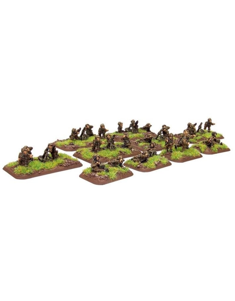 Flames of War BR805 Mortar Platoon (Para)