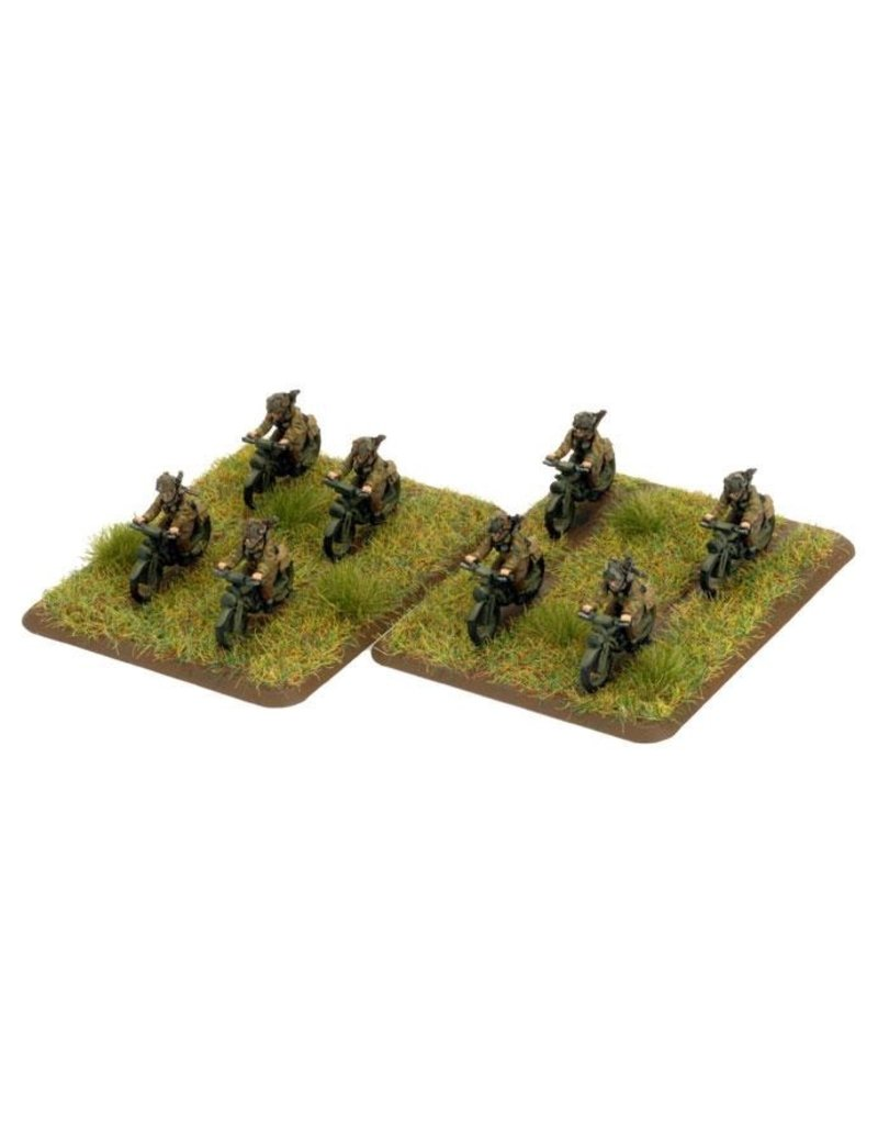 Flames of War BR809 Airborne Assault Squads