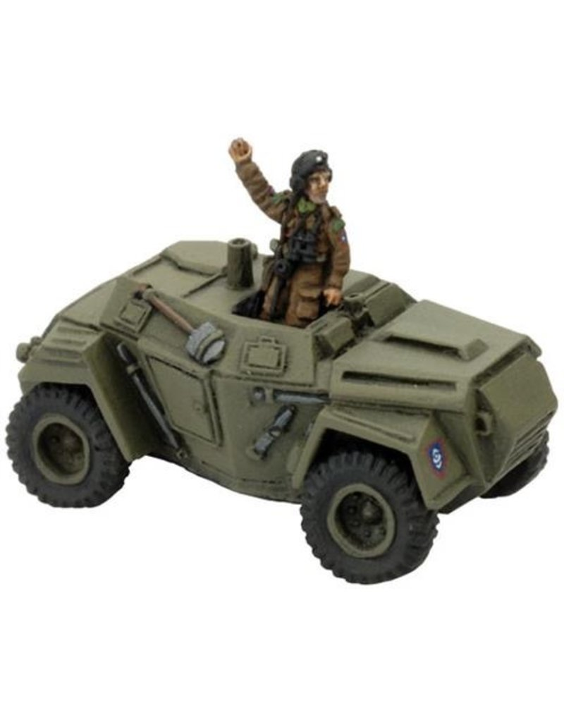 Flames of War BR885 JOE Vandeleur