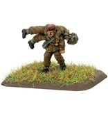 Flames of War BR886 Lt Colonel Frost and Para Commanders