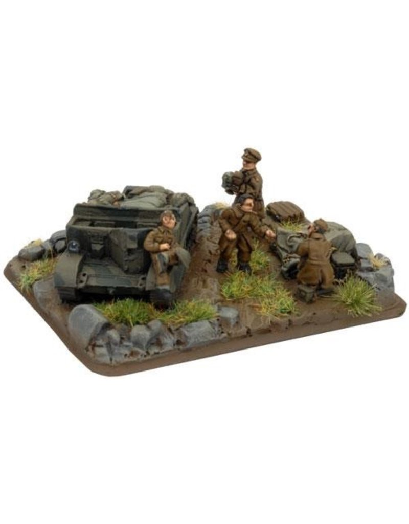 Flames of War BR887 Major General Montgomery