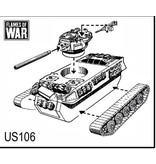 Flames of War US106 M18 Hellcat GMC