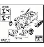 Flames of War US202 M4 81mm MMC