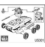 Flames of War US301 M8 Greyhound