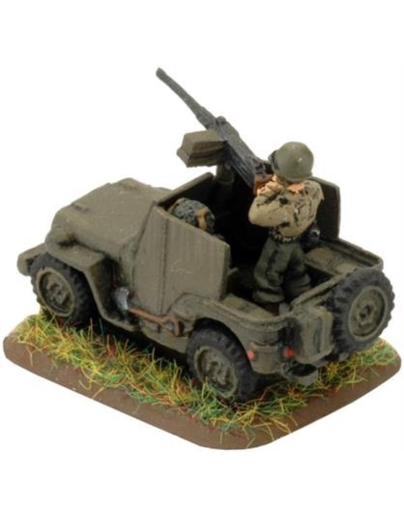 Flames of War US405 Intelligence & Recon Platoon