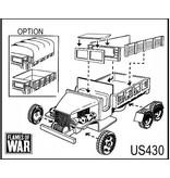 Flames of War US430 GMC 2½-ton truck (x2)