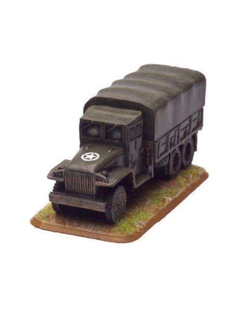 Flames of War US431 GMC 2 1/2-ton truck