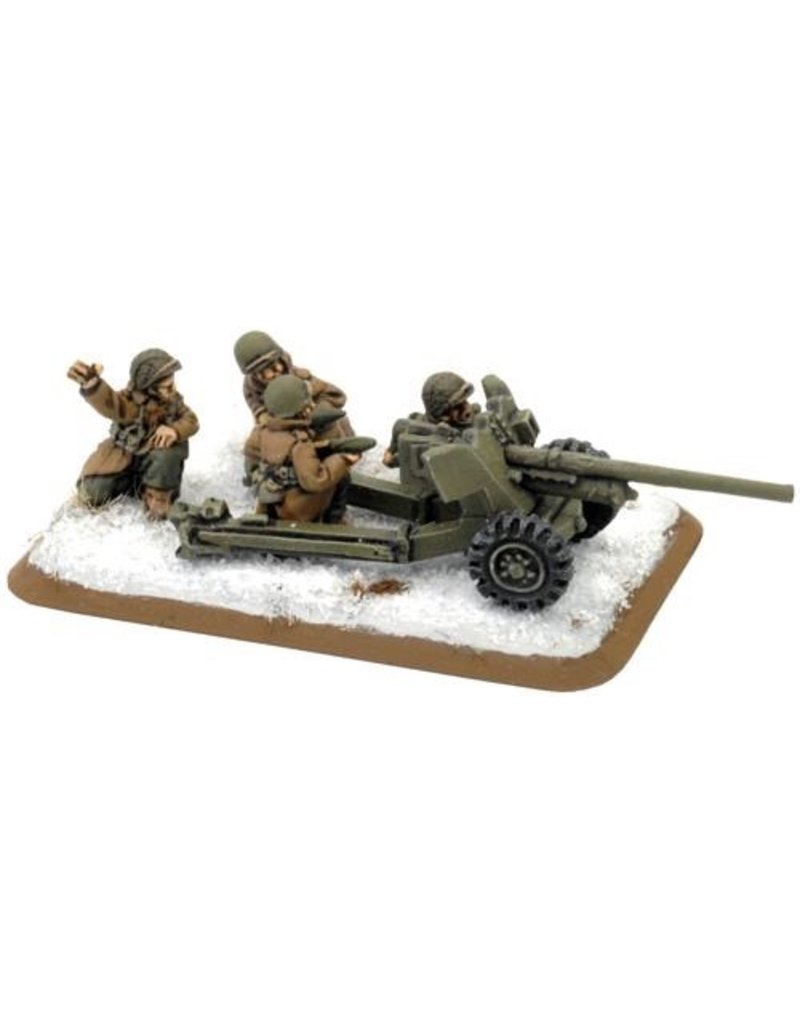 Flames of War US503 M1 57mm gun (Winter)