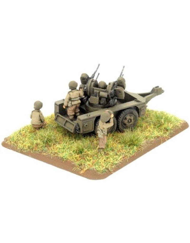 Flames of War US547 M51 Quad .50cal AA