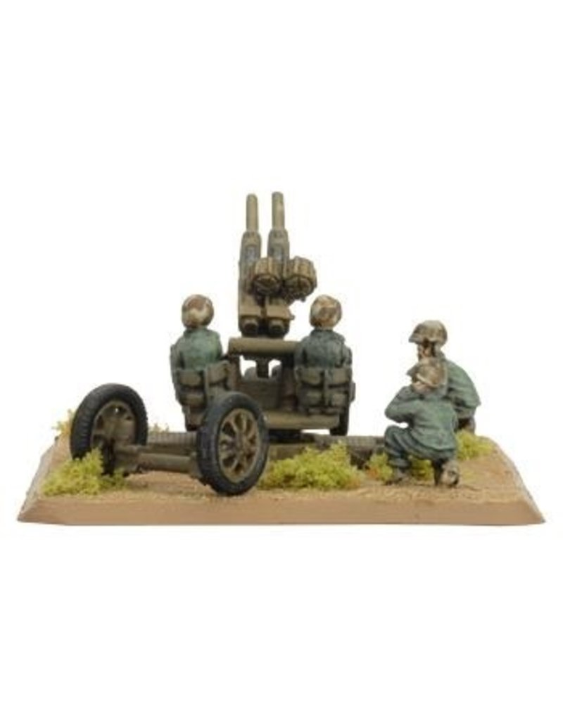 Flames of War US548 20mm Twin Mk 4 anti-aircraft gun