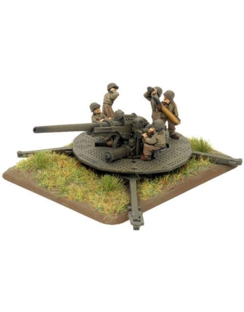 Flames of War US550 M1 90mm gun
