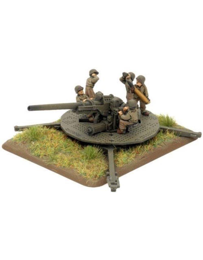 Flames of War US550 M1 90mm gun