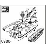 Flames of War US600 M31 TRV (recovery)