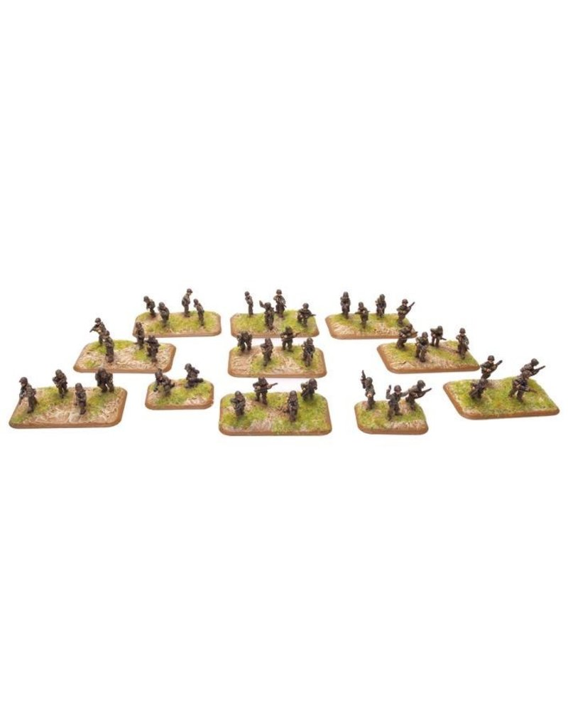 Flames of War US702 Rifle Platoon