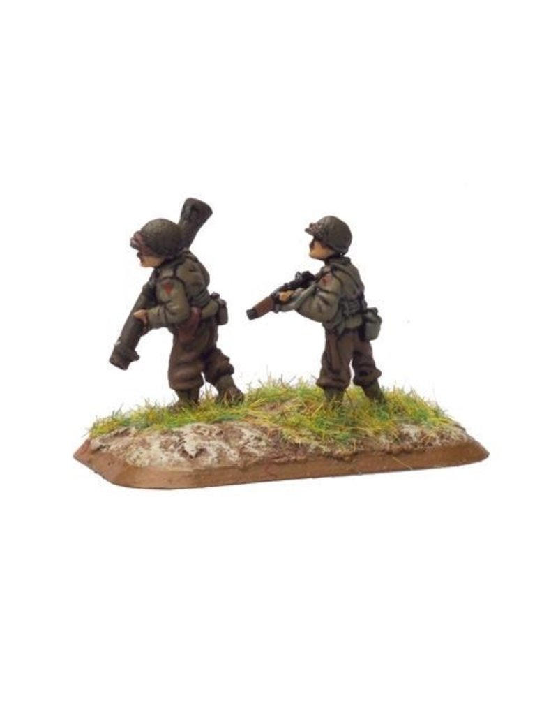 Flames of War US701 Rifle & Armored Rifle Company HQ