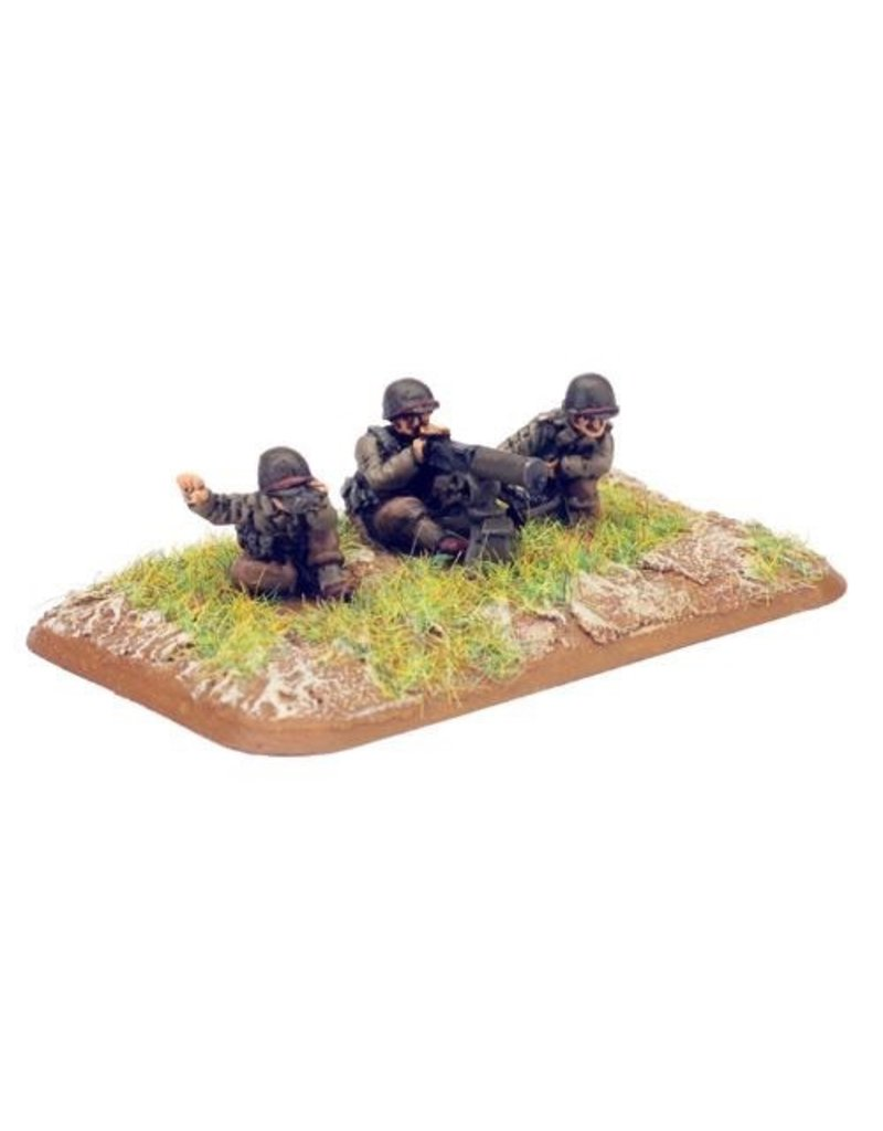 Flames of War US704 Machine-gun Platoon