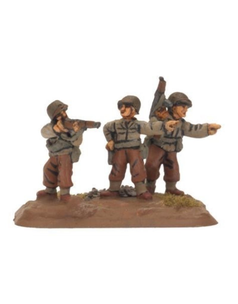 Flames of War US706 Engineer Combat Platoon