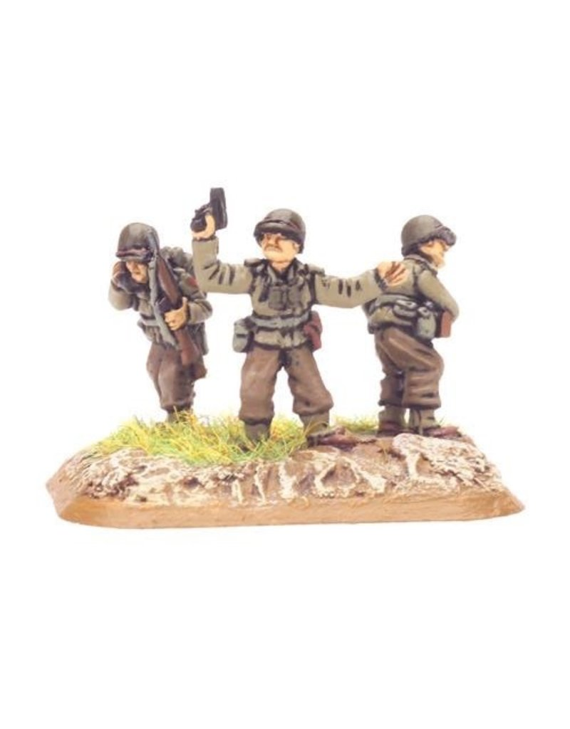 Flames of War US705 Mortar Platoon