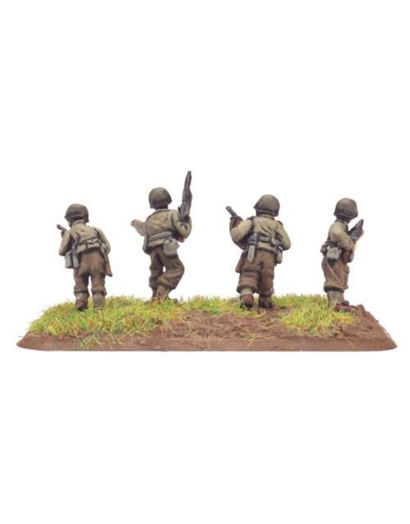 Flames of War US707 Armored Recon Platoon