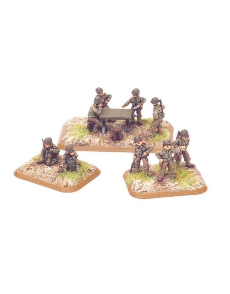 Flames of War US709 Artillery HQ