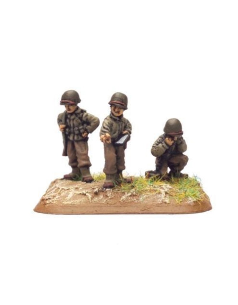 Flames of War US711 Chemical Mortar Platoon
