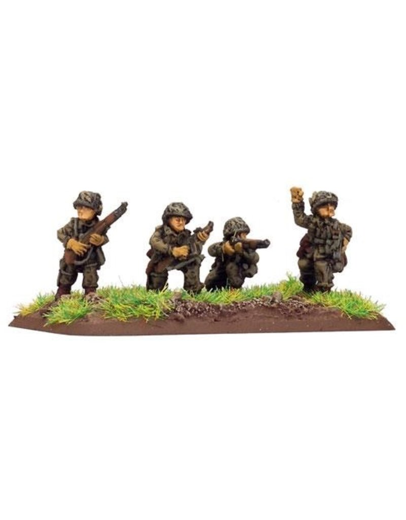 Flames of War US723 Parachute Rifle Platoon