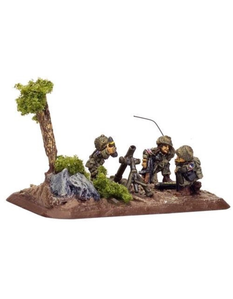 Flames of War US725 Parachute Mortar Platoon