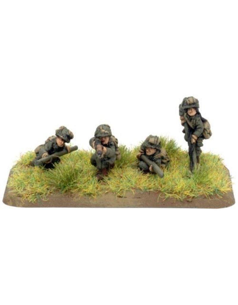 Flames of War US726 Airborne Engineer Platoon